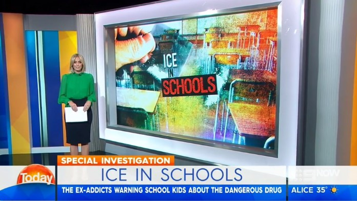today show ice in schools