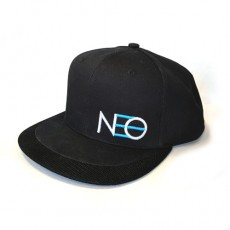 NEO Snapback Cap - Not Even Once
