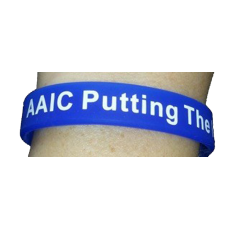 AAIC Wristband - Small/Child