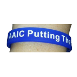 AAIC Wristband - Large/Adult